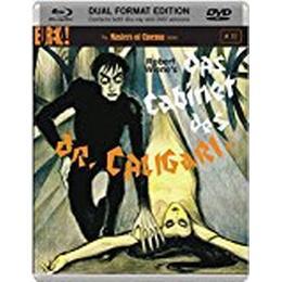 Das Cabinet Des Dr. Caligari (Masters of Cinema) (DUAL FORMAT Edition) [Blu-ray]